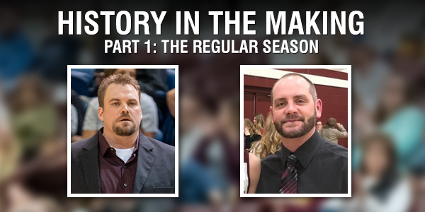 History in the Making Part 1: The Regular Season